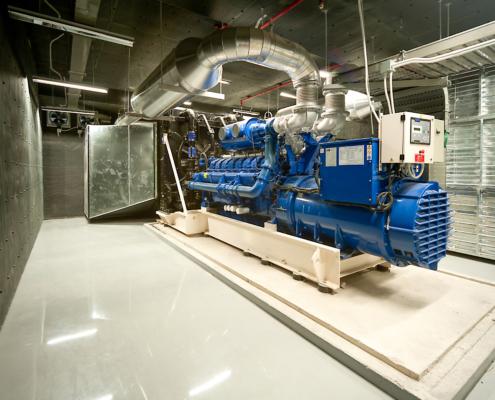 Notstromaggregate und NEAs als Vorsorge für Stromausfall