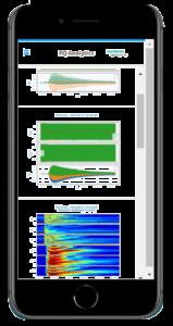 In der Power Quality Analytics App können Sie Ihre Netzqualität einfach überwachen.